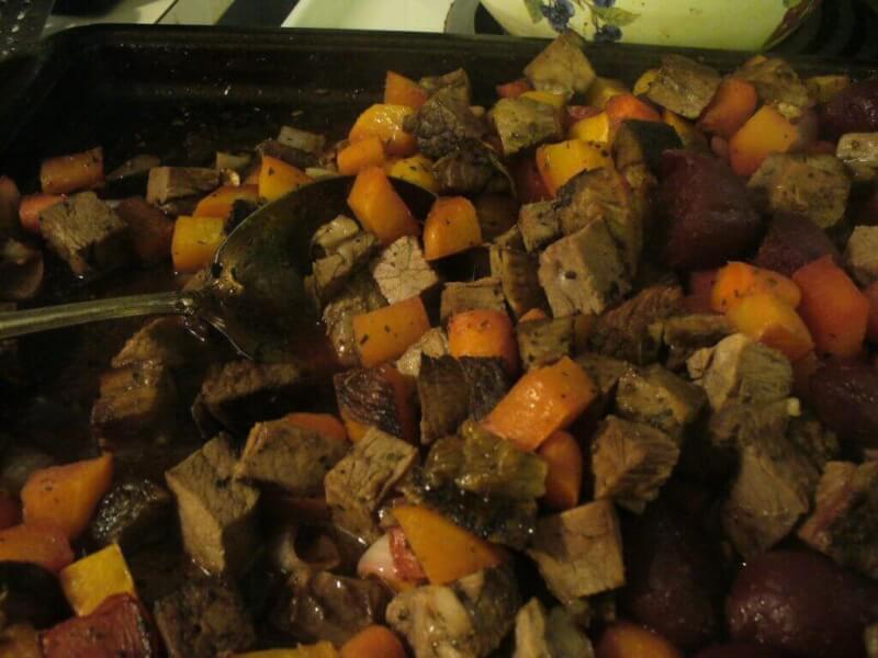 Roast Beef Hash Recipe