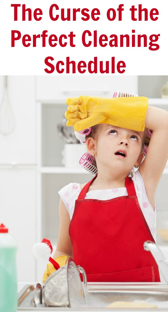 TOTS Family, Parenting, Kids, Food, Crafts, DIY and Travel The-Curse-of-the-Perfect-Cleaning-Schedule The Curse of the Perfect Cleaning Schedule Home TOTS Family  home cleaning