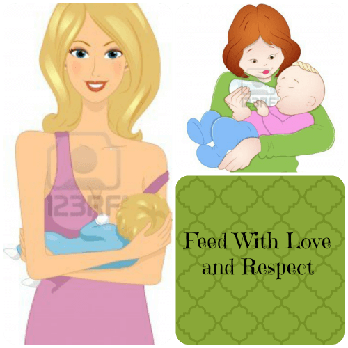 Feed With Love and Respect