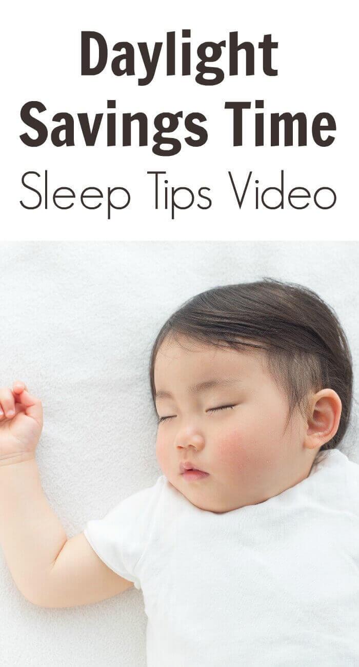 Daylight Savings Time Sleep Tips