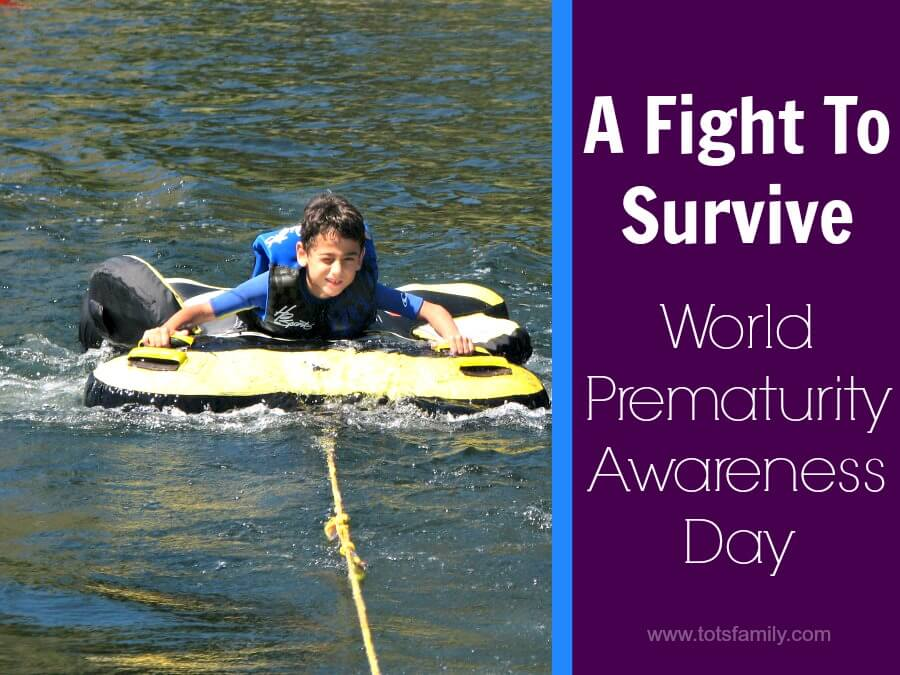 World Prematurity Awareness Day