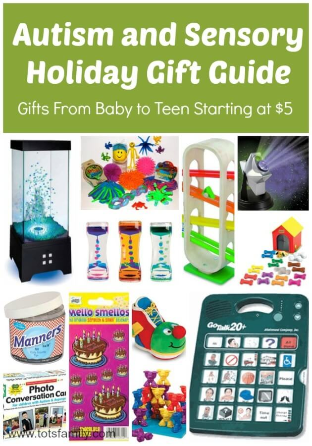 Autism and Sensory Holiday Gift Guide
