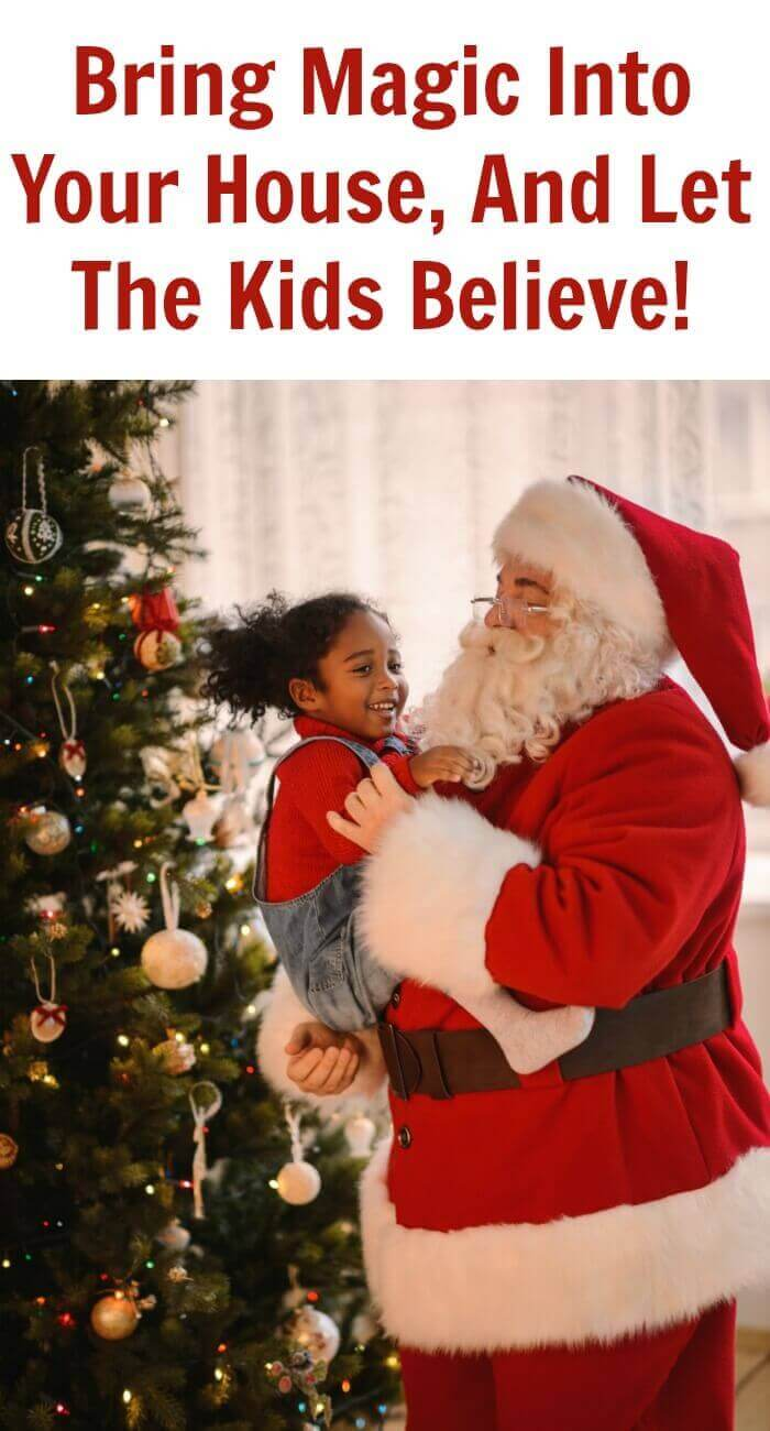 TOTS Family, Parenting, Kids, Food, Crafts, DIY and Travel Bring-Magic-Into-Your-House-And-Let-The-Kids-Believe1 Bring Magic into Your House and Let Kids Believe! Home Kids TOTS Family  traditions santa video santa magic holidays elf on a shelf christmas
