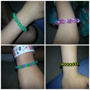 RainbowLoomCollage