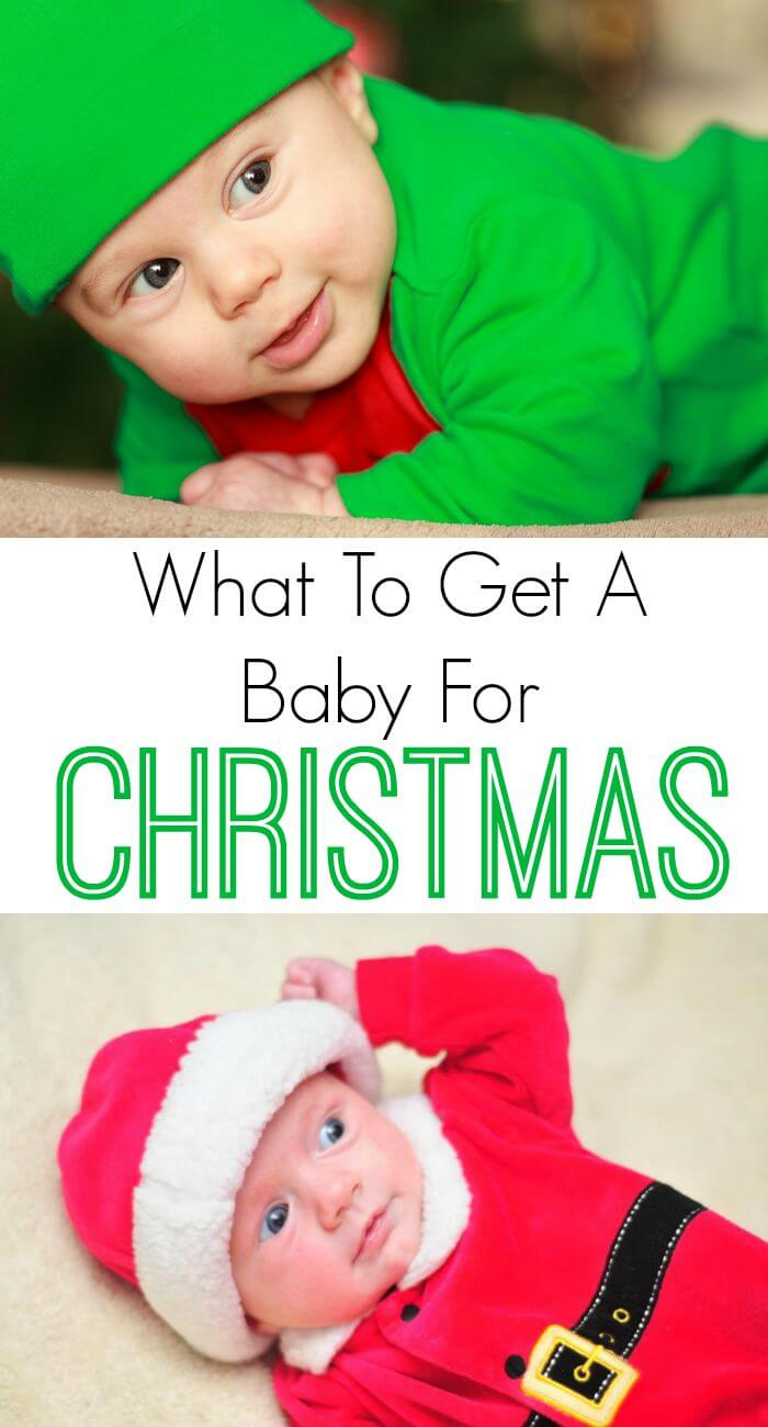 What To Get a Baby For Christmas