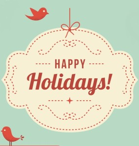 Happy Holidays from the TOTS Family Team