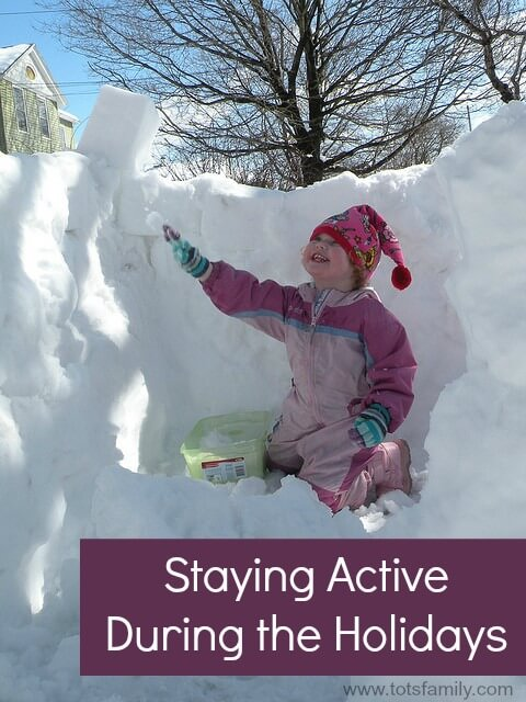 TOTS Family, Parenting, Kids, Food, Crafts, DIY and Travel Staying-Active-During-the-Holidays Staying Active During the Holidays Kids  walk holidays family christmas family christmas fun boxing day activity active