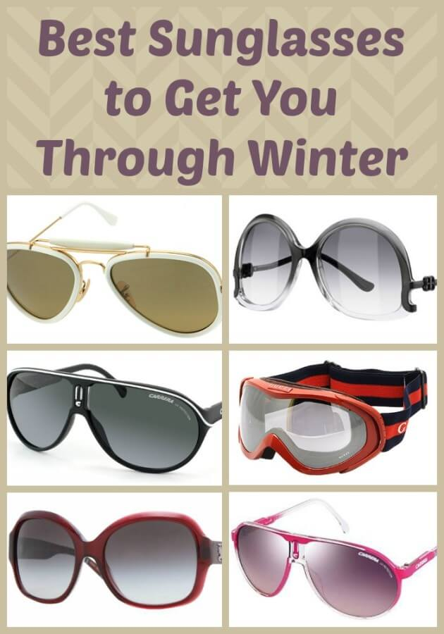 Best Sunglasses to Get You Through Winter