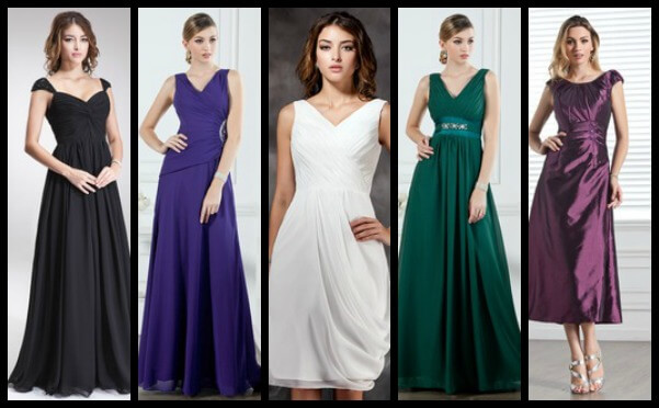 TOTS Family, Parenting, Kids, Food, Crafts, DIY and Travel Bridesmaids-Dress-with-Waist-Details-Dressfirst.com_ Picking Bridesmaid Dresses When Your Ladies Are All Different Sizes. Style  wedding shopping plus sized engagement dress