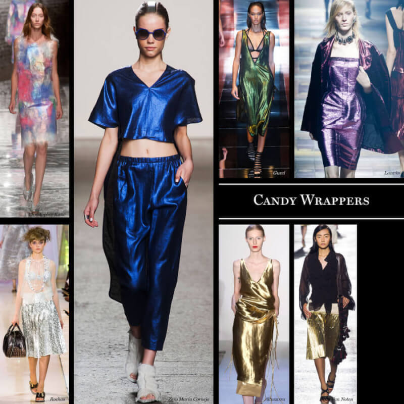 TOTS Family, Parenting, Kids, Food, Crafts, DIY and Travel Metallic Spring Trends Translated Fashion Style TOTS Family Uncategorized  summer style style for mom style spring style runway orthopedics frugal crop top