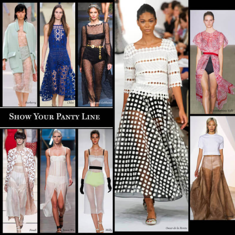 TOTS Family, Parenting, Kids, Food, Crafts, DIY and Travel Sheer Spring Trends Translated Fashion Style TOTS Family Uncategorized  summer style style for mom style spring style runway orthopedics frugal crop top