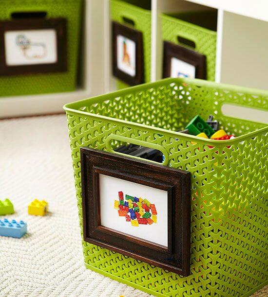 My Big Goal... Organizing my Toddler's Room