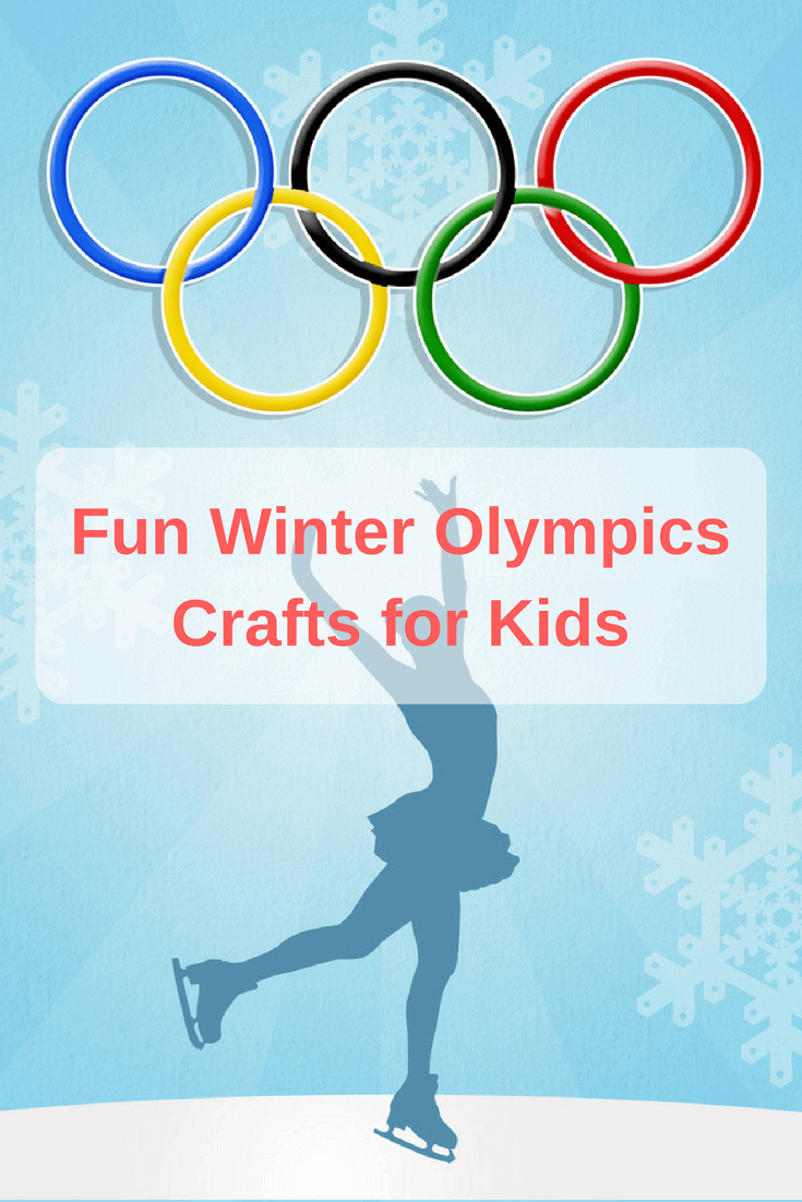 Fun Winter Olympics Crafts for Kids