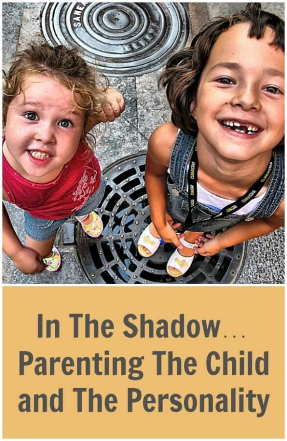 Parenting The Child and The Personality