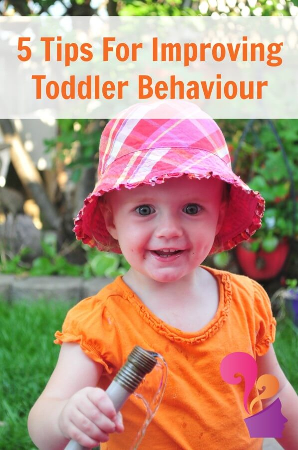 Toddlers and preschoolers are a challenge and so is improving toddler behavior.
