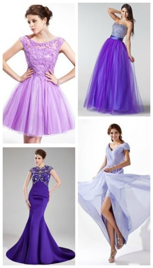 Best Purple Prom Dresses