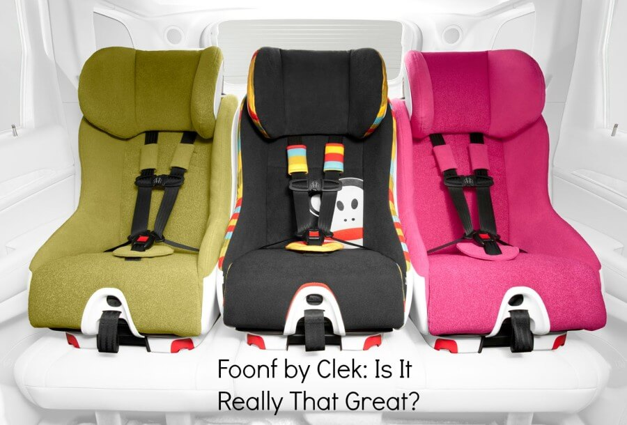 I had heard of the Foonf by Clek carseat for it's safety, unique design and compact nature of the seat and have had the opportunity to share my thoughts with you!