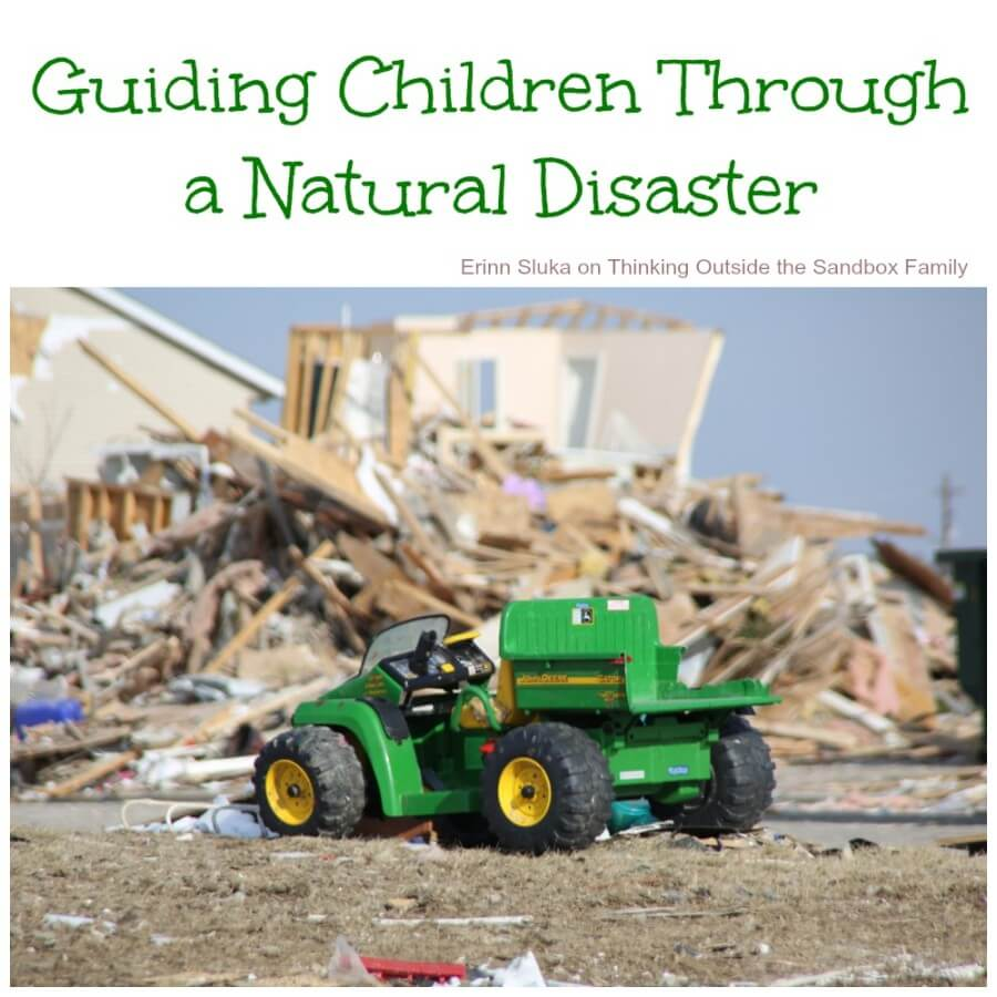 Getting Children Through A Natural Disater