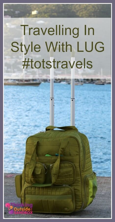 TOTS Family, Parenting, Kids, Food, Crafts, DIY and Travel Travelling-In-Style-With-LUG-totstravels Travelling In Style With LUG #totstravels Giveaways Sponsored Style TOTS Family Travel  win travel luggage lug giveaway enter cruise compartments