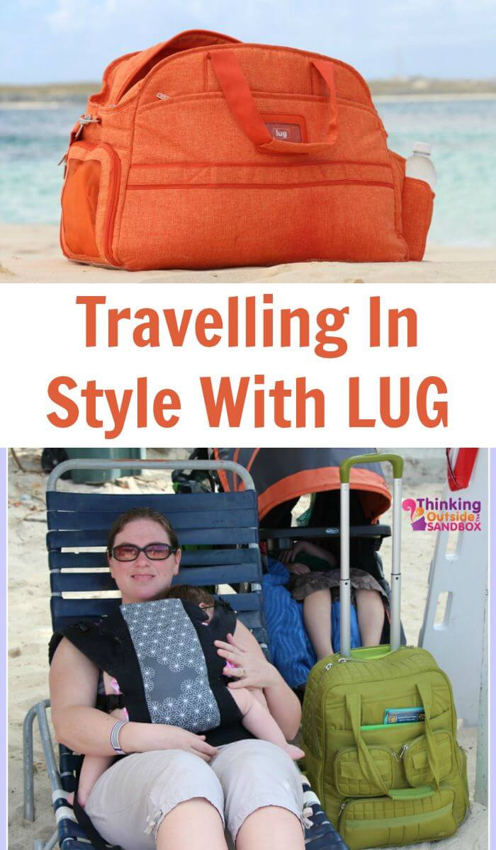 TOTS Family, Parenting, Kids, Food, Crafts, DIY and Travel Travelling-In-Style-With-LUG Travelling In Style With LUG #totstravels Giveaways Sponsored Style TOTS Family Travel  win travel luggage lug giveaway enter cruise compartments