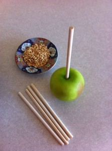 TOTS Family, Parenting, Kids, Food, Crafts, DIY and Travel caramel5-223x300 Homemade Caramel Apples! Delicious and Easy Desserts Food  snack recipe home made from scratch food dessert cook caramel apples caramel apples apple