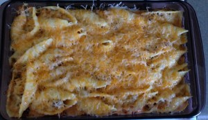 TOTS Family, Parenting, Kids, Food, Crafts, DIY and Travel 2014-04-21-17.44.41-300x173 Skinny Mexican Stuffed Shells Recipe Food Main Dish TOTS Family  recipe quick recipe pasta mom meal plan cooking cook casserole