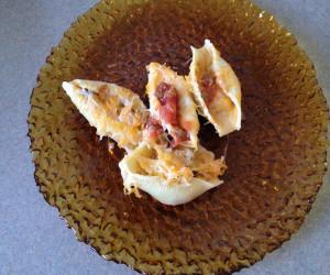 Skinny Mexican Stuffed Shells Recipe