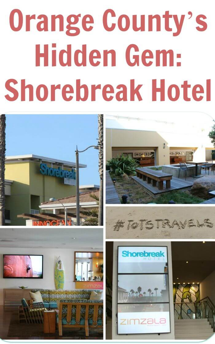 Orange County's Hidden Gem: Shorebreak Hotel