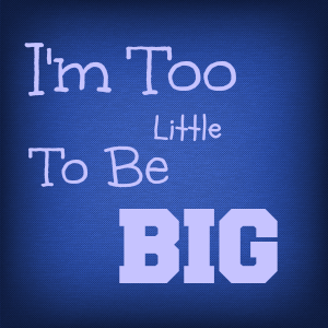 TOTS Family, Parenting, Kids, Food, Crafts, DIY and Travel TooLittleToBBig I'm Too Little To Be Big: When Your Youngest Likes Being the `Baby` Kids Parenting  Younger Sibling threeteen Siblings parenting parent child