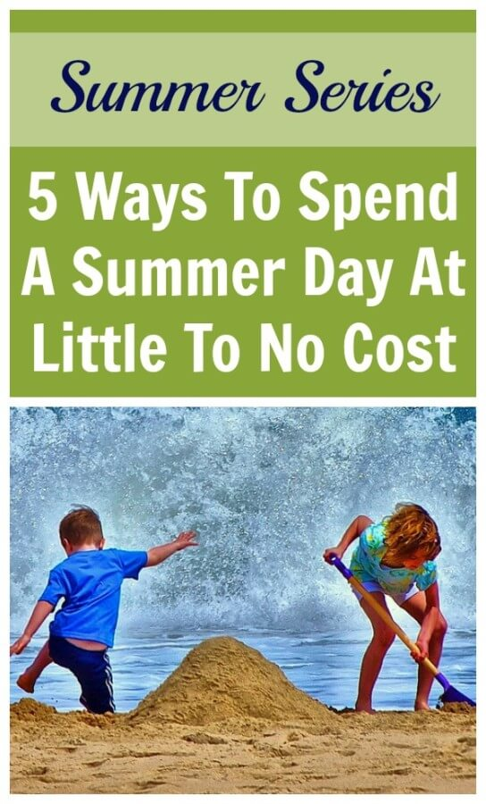 5 Ways To Spend A Summer Day At Little To No Cost