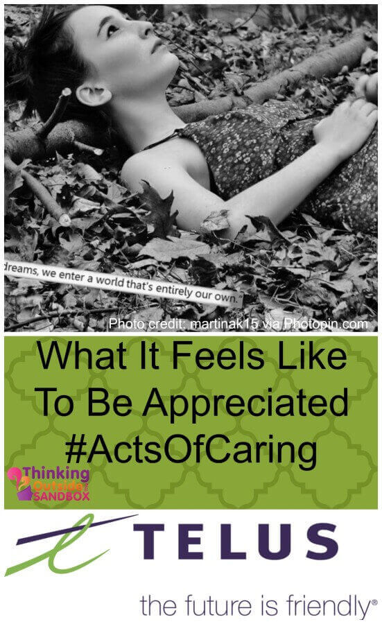 TOTS Family, Parenting, Kids, Food, Crafts, DIY and Travel Telus-Collage What It Feels Like To Be Appreciated #ActsOfCaring Parenting  telus Mom central internet home phone grand gestures cell phone act of caring