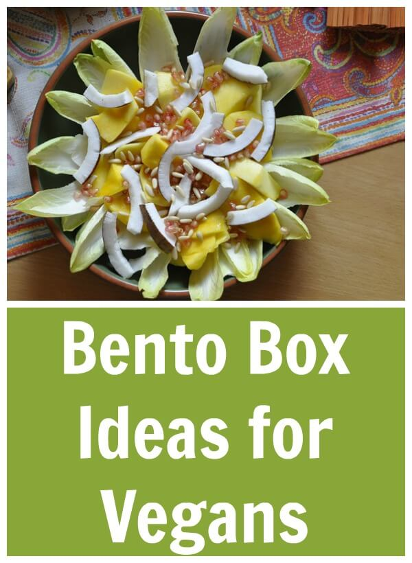 Bento Box Ideas for Vegans