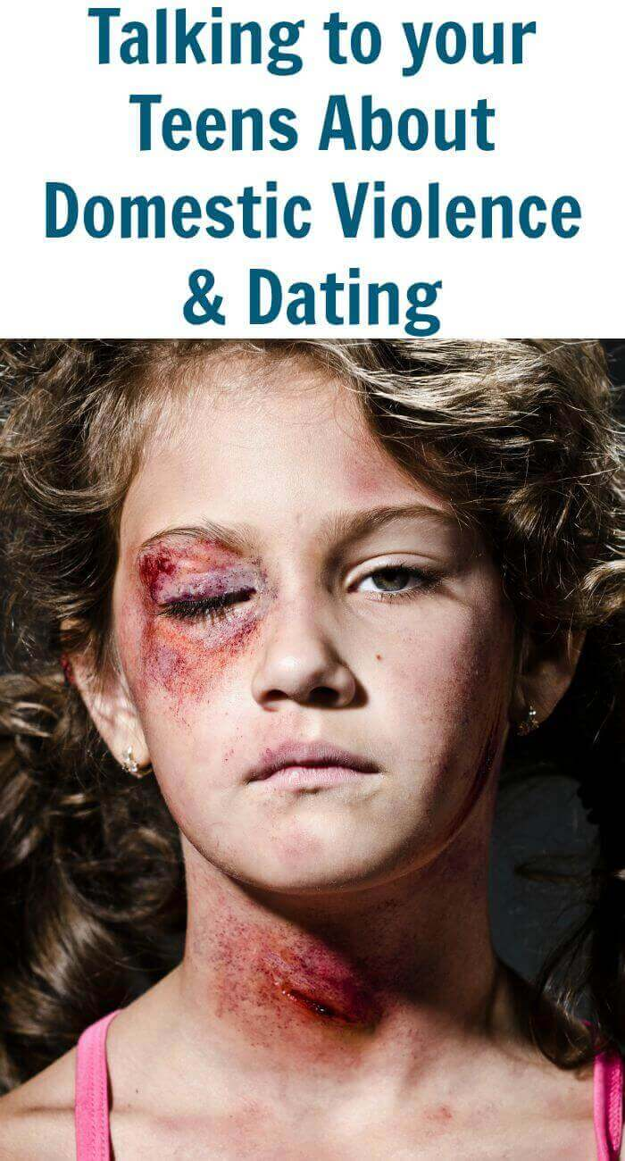 Talking to your Teens about Domestic Violence & Dating