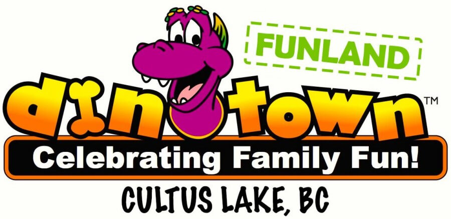 Dinotown Funland in Cultus Lake, BC. Good Family Fun