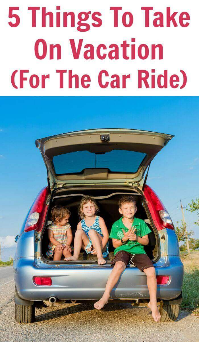 TOTS Family, Parenting, Kids, Food, Crafts, DIY and Travel 5-Things-To-Take-On-Vacation-For-The-Car-Ride- 5 Things To Take On Vacation (For The Car Ride) - Life Changing! Kids TOTS Family Travel  vacation transmitter leapsters kids holiday family drive car #totstravels