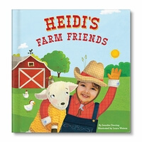 I See Me - Personalized Children's Books