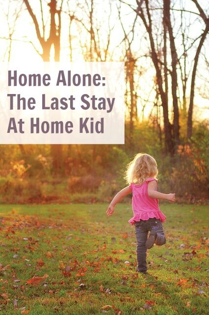 Home Alone: The Last Stay At Home Kid