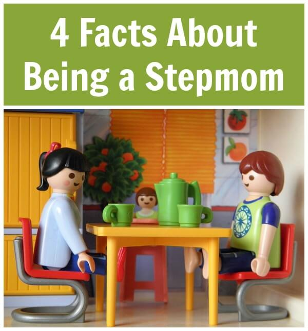4 Facts about being a Stepmom