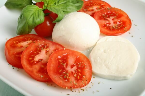 Homemade Mozzarella Cheese Recipe