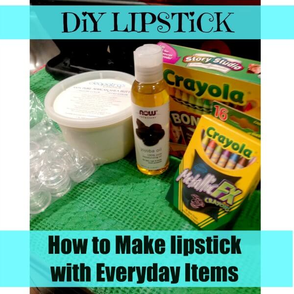 TOTS Family, Parenting, Kids, Food, Crafts, DIY and Travel How-To-Make-Lipstick-With-Everyday-Items-Main DIY Lipstick - How To Make Lipstick With Everyday Items Style  make up lipstick how to homemade diy
