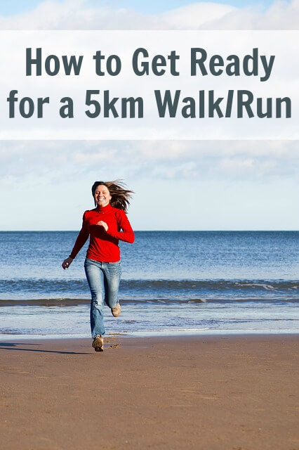 How to Get Ready for a 5k Walk/Run