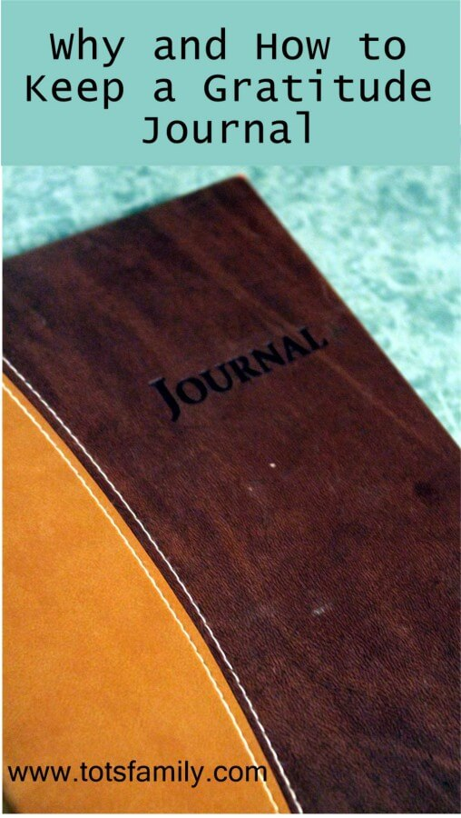Why and How to Keep a Gratitude Journal