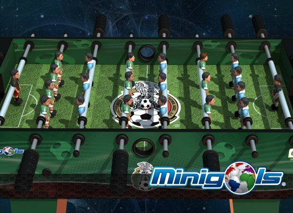 Minigols: Mini Foosball Tables