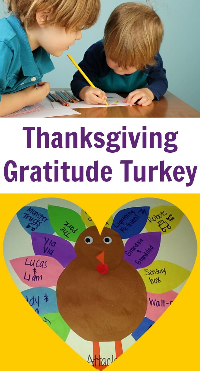 TOTS Family, Parenting, Kids, Food, Crafts, DIY and Travel Thanksgiving-Gratitude-Turkey-Craft Thanksgiving Gratitude Turkey Craft Kids TOTS Family  turkey thanksgiving crafts thankful kids gratitude family craft