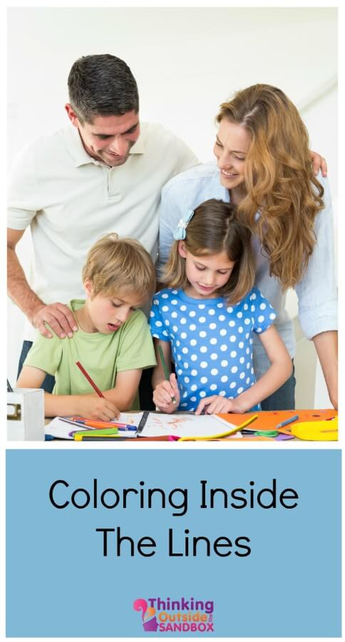 Coloring Inside The Lines