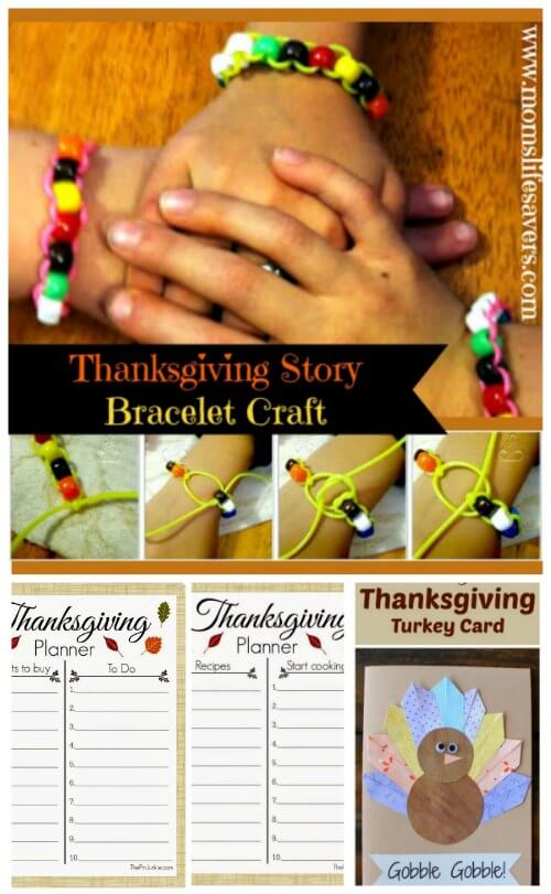 Three great Thankgiving resources for Thanksgiving day!
