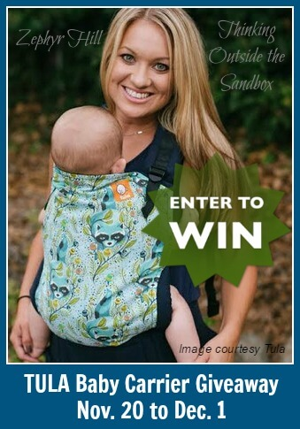 Win a tula carrier!