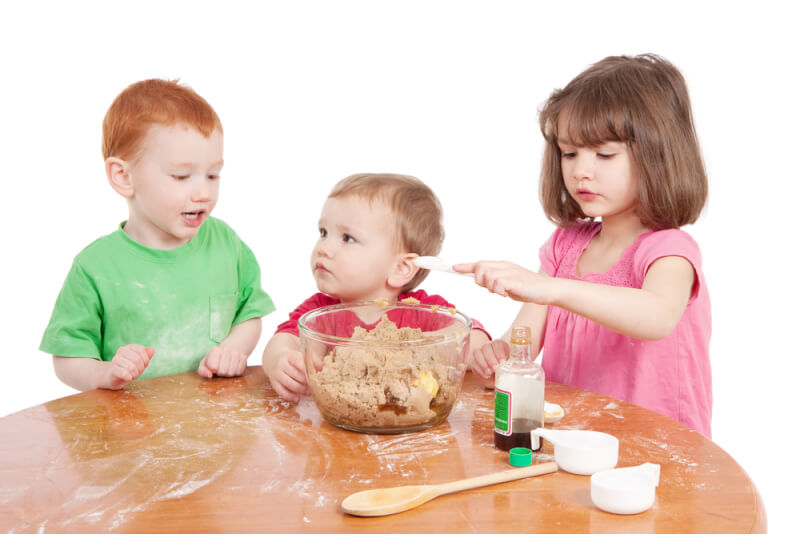 I am learning How to Teach Kids to Cook and luckily, as my kids get older, they're starting to express more interest in learning to cook.