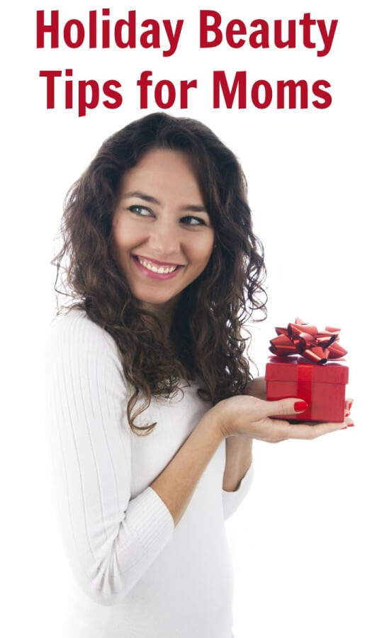 Holiday Beauty Tips for Moms