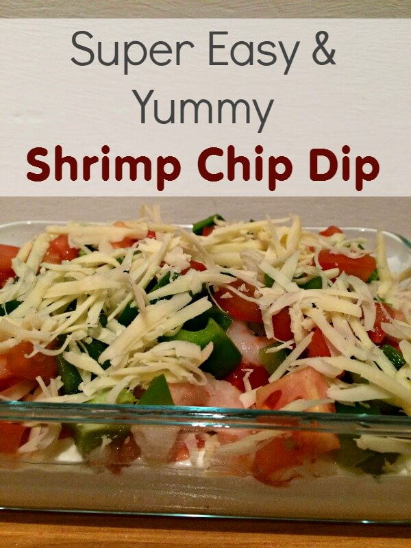 TOTS Family, Parenting, Kids, Food, Crafts, DIY and Travel Super-Easy-and-Yummy-Shrimp-Chip-Dip Super Yummy and Easy Shrimp Chip Dip Food Miscellaneous Recipes  shrimp recipe party chip